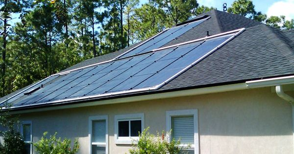 How To Install Solar Panels To Heat A Pool Http