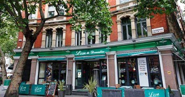 Leon De Bruxelles Restaurant Review Jay Rayner Places Restaurant Jay Rayner