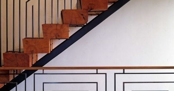 Greek Meander. Designed by Ike Kligerman Barkley Architects, San Francisco, CA. http://www.ikba.com/
