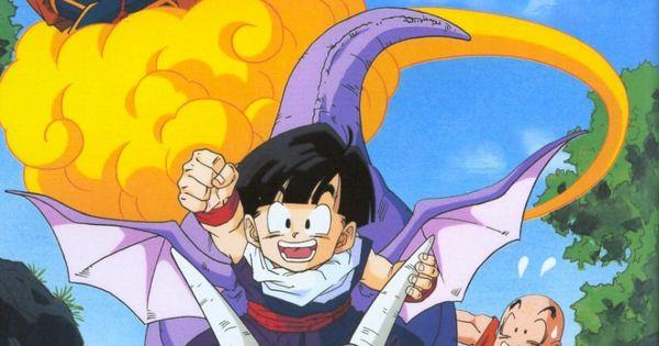 Dragon Ball Z Dragon Ball Anime Akira Toriyama Son Gohan