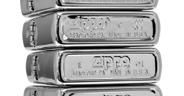 Dating zippo lighters