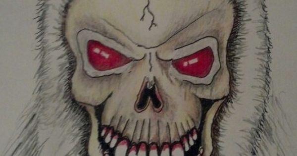 My Evil rabbit drawing | Wicked horror art | Pinterest ... - photo#28