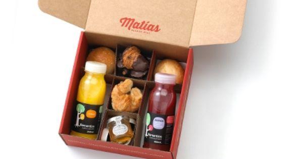Desayuno Mini Completo Caja De Comida Desayunos Para Regalar