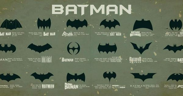 Batman comics infographics / 1587x755 Wallpaper