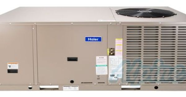 Haier Hpc48e1vae 4 Ton 14 Seer Self Contained Packaged Air Conditioner Multi Position Air Conditioner Conditioner Green Solutions