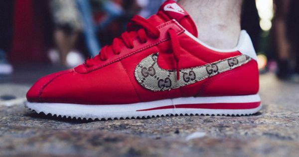 Nike Cortez Floral