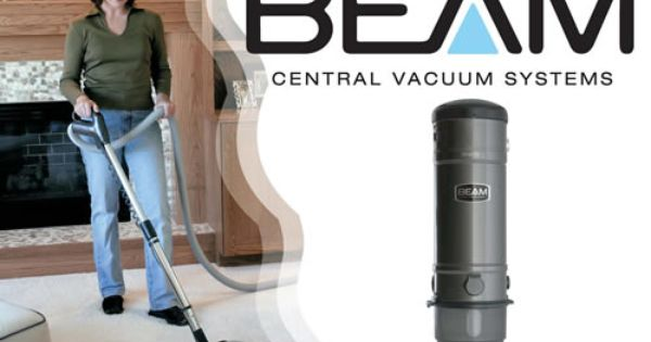 Must Have A Central Vac Central Vacuum System Central Vacuum Vacuums