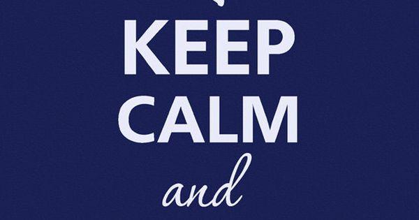 Keep calm &play basketball