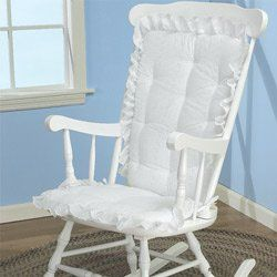 Groovy Top 10 Nursery Rocking Chair Cushions And Pads Of 2019 Uwap Interior Chair Design Uwaporg