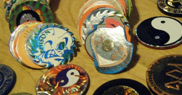 POGS! No one is 100% sure about what they were or how