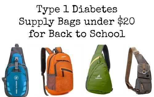 type diabetes school pack