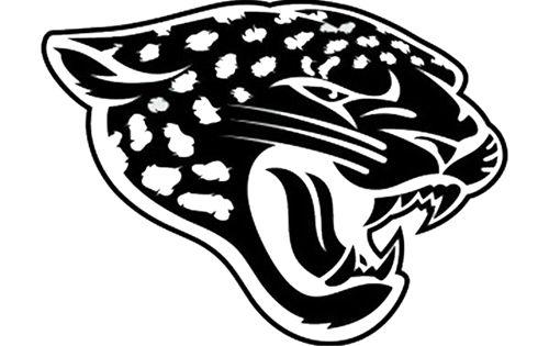 Jacksonville Jaguars vinyl decals
