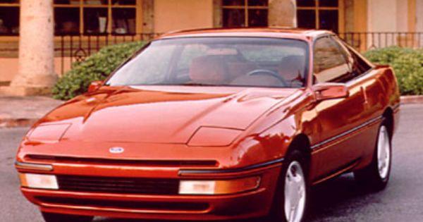 1991 Ford Probe Gt Ford Probe Gt Ford Probe Ford