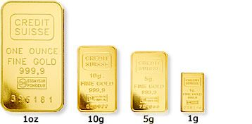 Credit Suisse Gold Bars Gold Gold Bullion Bars Credit Suisse