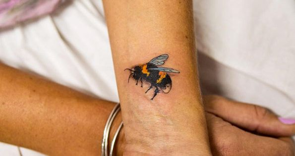 40 BuZZin Bee Tattoo Designs And Ideas  Animal