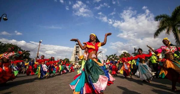 See the pride, colors, culture, music and beauty of Haiti ...