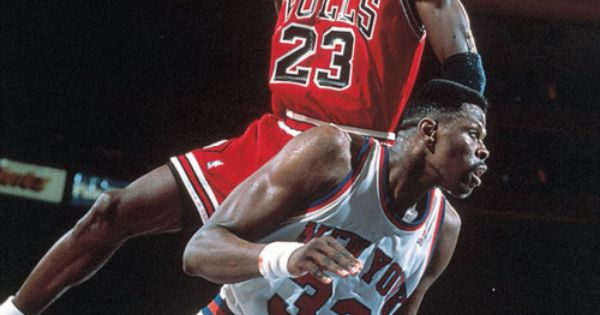 The supernatural abilities of micheal jordan