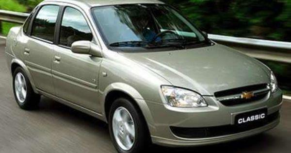 Chevrolet Corsa Sedan 2011 Imagenes Y Lista De Rivales Sedan