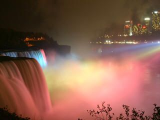 Niagara Falls Winter Festival Of Lights New Years Eve