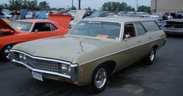 1969 Chevrolet Townsman Bel Air Wagon Wagon Bel Air Chevrolet