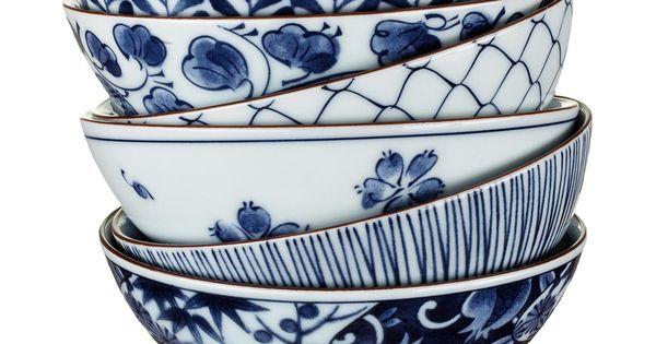 Schalen set onuma japanisches design japan und geschirr for Tisch japanisches design