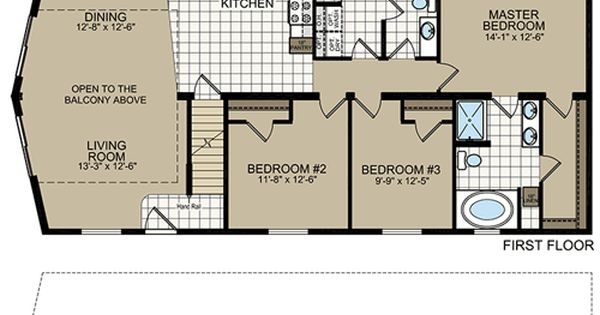 New york modular home floor plans titan 745 cape chalet for Best cape chalet modular floor plans