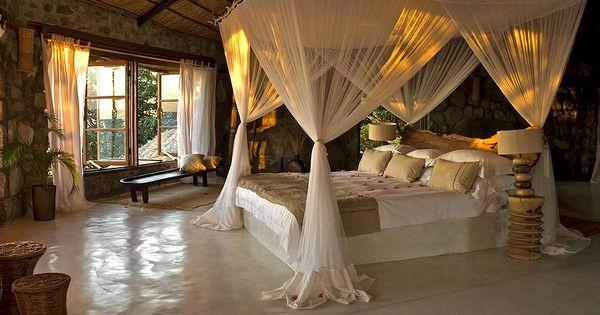 Luxus himmelbett  luxus schlafzimmer mit himmelbett - Google-Suche | Selection - Die ...