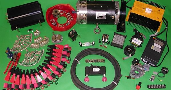 electric car conversion kit Build your own homemade green