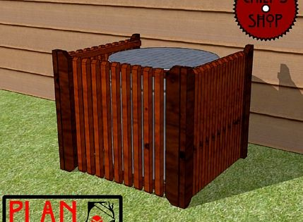 Air Conditioner Screen | DIY: Outdoor Projects | Pinterest ...