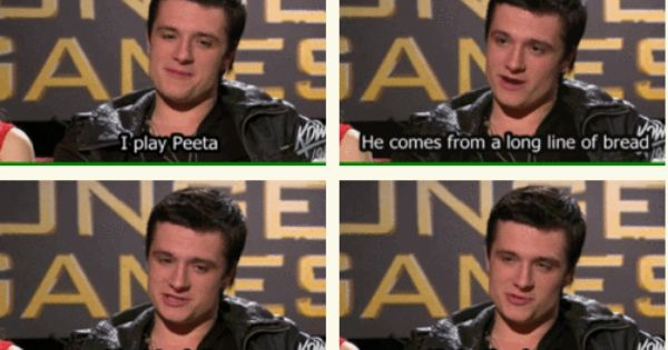 i just had a revelation pita bread = peeta. MIND=BLOWN