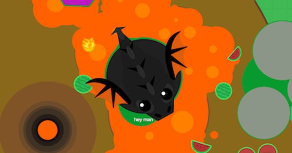 Mope Io Black Dragon Geek Stuff Moping