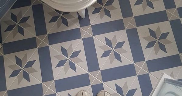 Fired Earth On Instagram Our Portofino Stelle Tiles Are Inspired By The Beautiful Italian Picturesque Harbor Fired Earth Bathroom Fired Earth Tiled Hallway
