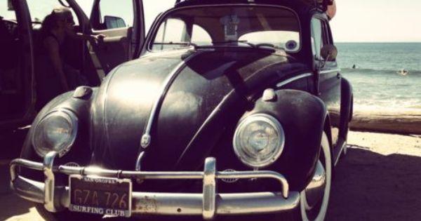 vintage surf bug