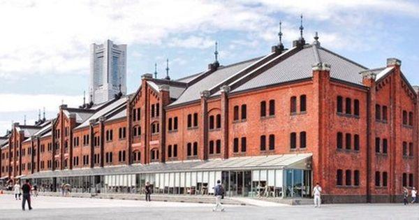 横浜赤レンガ倉庫2号館 赤レンガ 横浜 赤レンガ 横浜