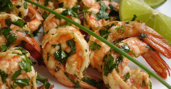 Garlic Lime Shrimp by technicolorkitcheninenglish Shrimp Garlic health food health guide