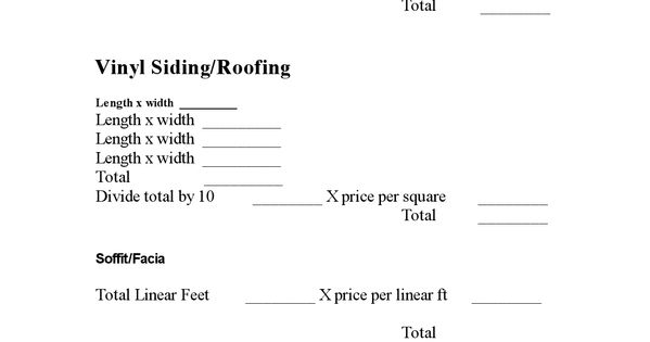 Printable Property Inspection Exterior Template 2015 Sample Forms 2015 Pinterest Real
