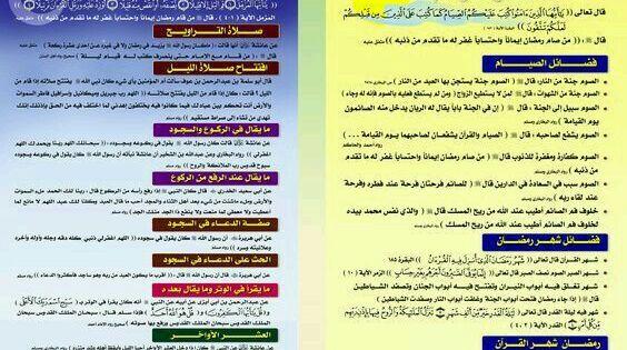 Pin By Chib Ani On شيباني Islam Facts Ramadan Day Learn Islam