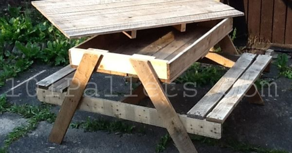 Pallet ideas on Pinterest | Pallet Furniture, Pallets and Pallet Benc…