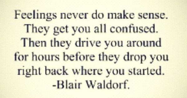 Gossip Girl Quotes - Blair Waldorf