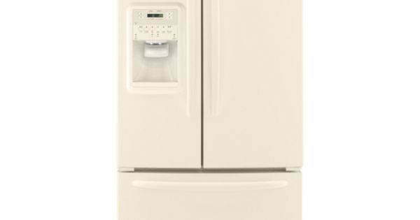 Maytag 21 7 Cu Ft French Door Refrigerator Color