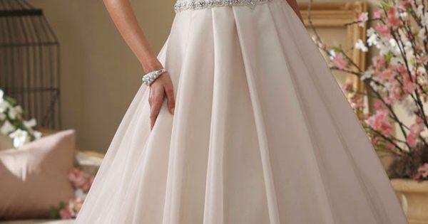 ... 2014 Bridal Collection  Sommer Hochzeitskleider, Belle und Hochzeit