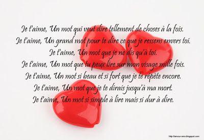 Message Damour Pour Lui Dire Je Taime Message Amour