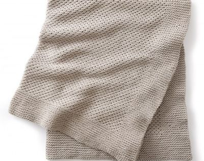 Knitting Afghan Patterns For Beginners : Free Beginner Afghan Knit Pattern Bernat Yarnspirations Bernat Maker ...