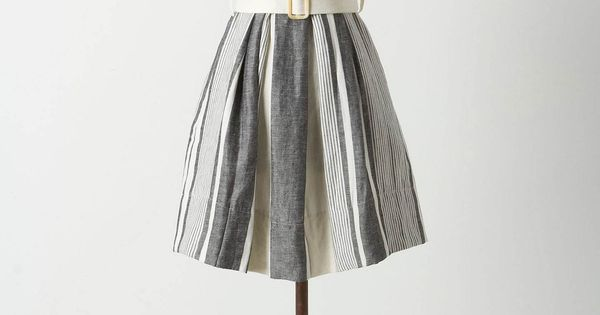 Stourton Streaks Dress found on Polyvore... like the streaks cute!