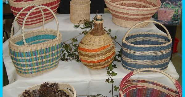 exposition de vannerie rotin chavanay 42 atelier de l 39 adac vannerie en rotin basketry. Black Bedroom Furniture Sets. Home Design Ideas