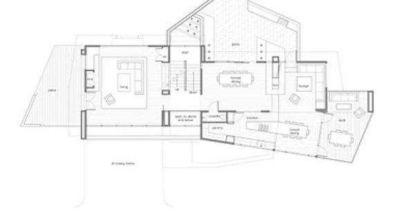 Architettarte Casa Hoke Cullen Casa De Crepusculo Plantas De Casas Casas