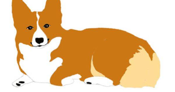 cute Corgi | Tattoo ideas | Pinterest | Corgis and Dog