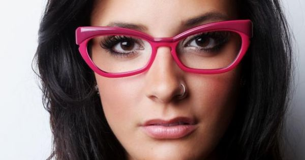 farb und stilberatung mit wwwfarben reichcom eccentric glasseshot pink frames cat eye glassesgirly vintage glasses women with vision pinterest