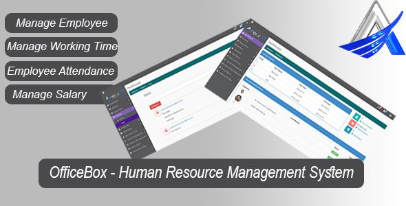 Nulled Officebox Human Resource Management System Free Download Human Resource Management System Human Resource Management Human Resources