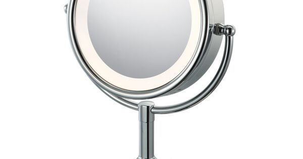 Lighted Vanity Mirror Target : Light up mirror for my vanity. problem solved. can be found at target and/or BB&B Wish List ...
